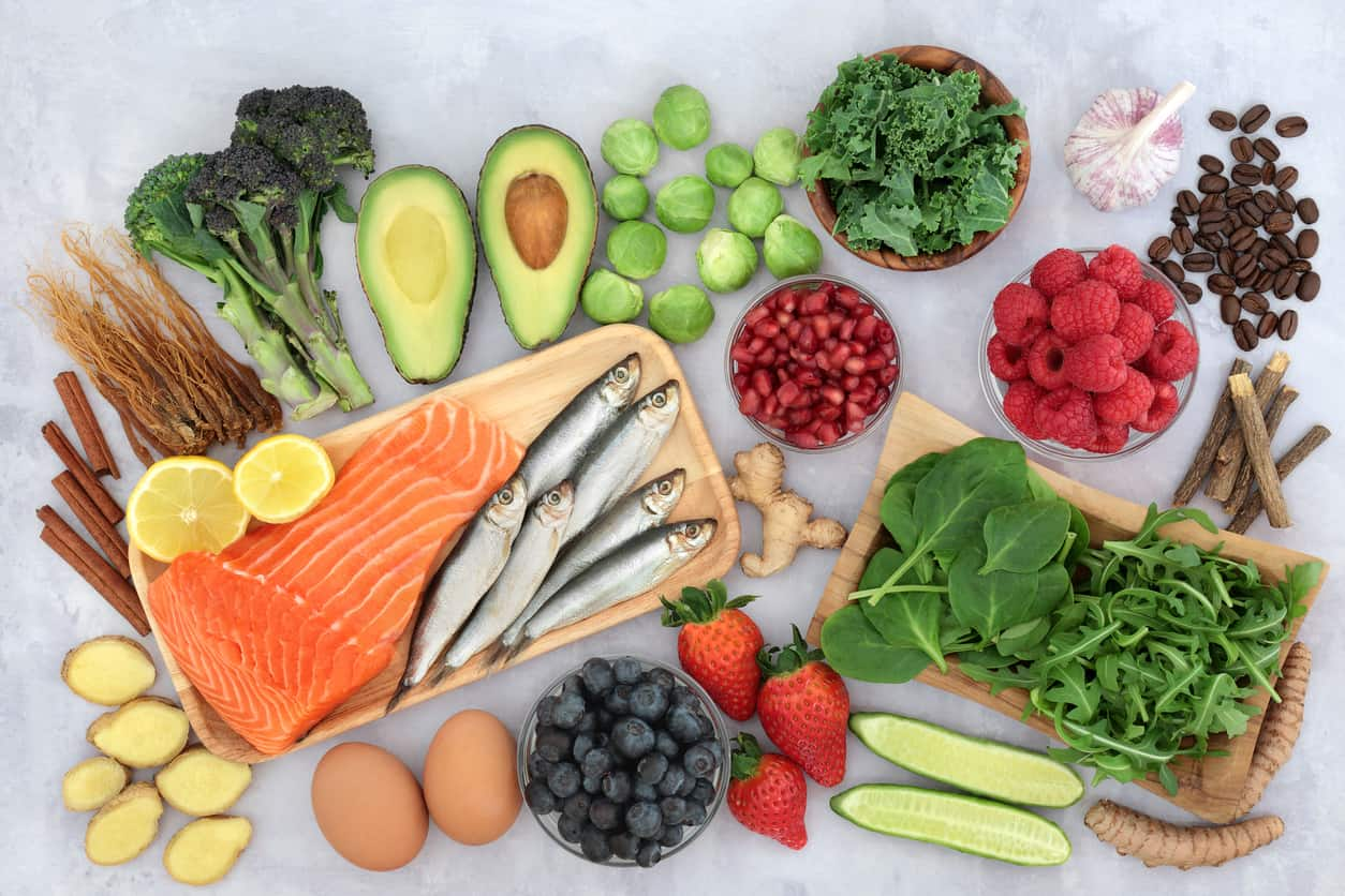 nutrition for pain relief