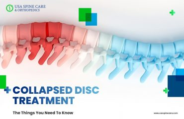 collapsed spinal disc treatment options